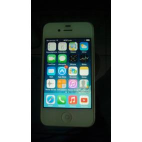 54f2f2de16a Vendo Iphone 4s Digital Buen Estado De 16 Gb Color Blanco