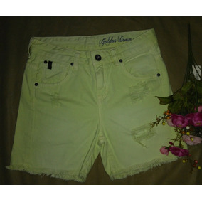 Shorts Feminino Desfiado Le Lis Blanc!!!!