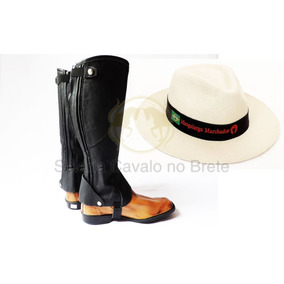 Bota Tony Country - Chapéus para Masculino no Mercado Livre Brasil 963a20f8504