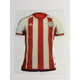 Camiseta Seleção Paraguaia no Mercado Livre Brasil 8997e7de196f3