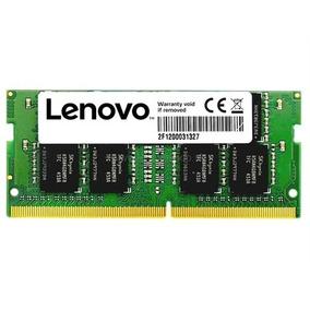 Memoria Sodimm Lenovo 8gb Ddr4 2400mhz
