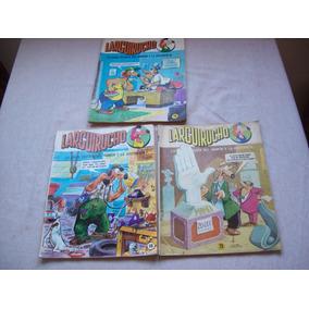 Lote De 3 Revistas *larguirucho* Año 1982/83
