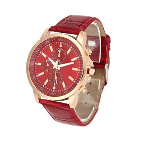 Relógio Delicado Nobre Requintado Casuais Unissex Genebra