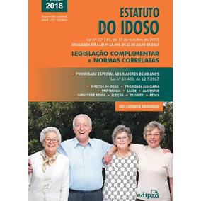 Estatuto Idoso - Livros de Direito no Mercado Livre Brasil 45ceafdd53e4c