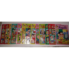 Kits Da Revista Da Monica (390 Revistas) + Bonus