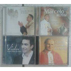 Padre Marcelo Rossi/ Padre Fabio De Melo/ Papa João Pauloii