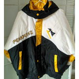 Jaqueta Hockei Starter Nhl nfl nba Pittsburgh Penguins ebcadc94f5eb9