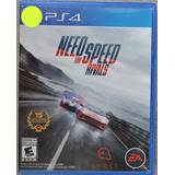 Need For Speed Rivals Ps4* Play Magic