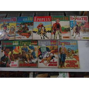 Coleção Epopéia Tri-09 Edições