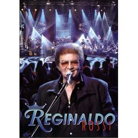 Dvd Reginaldo Rossi Ao Vivo Original
