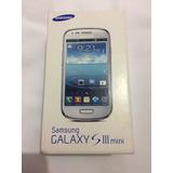 Caja De Celular Samsung Galaxy S3 Mini