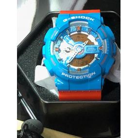 8686cde5813 Relógio Casio G-shock Ga-110 Apple Novo Caixa Yeezy Nike