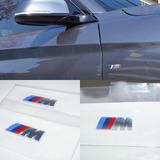 Emblemas M Bmw Laterales Genuinos Originales 2 Unidades