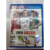 Fifa Soccer Para Ps Vita Envío Gratis