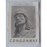 Livreto Lembrança Do Jubileu Congonhas Minas Gerais