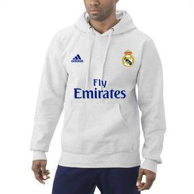32af0a1119 Blusa De Frio Do Real Madrid Masculina - Moletom no Mercado Livre Brasil