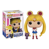 Funko Pop Sailor Moon & Luna 89