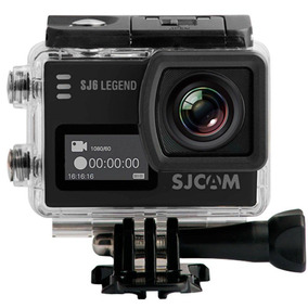 Sjcam Sj6 Legend 4k Camera 2 Telas Wifi 16mp 166º Original