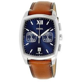 Relógio Fossil Com Pulseira Azul - Relógios De Pulso no Mercado ... bca2d86d62