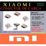 Xiaomi Redmi 4a Conector De Carga Servicio De Reparación