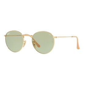 Oculos Sol Ray Ban Round Metal Rb3447 90644c 50 Fotocromatic 4f22d5d4fd