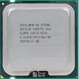 Procesador Core2duo Core 2 Duo E7300 2.66 Ghz 3mb 1066 Bus