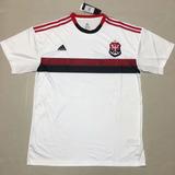 Camisa Flamengo - Uniforme 2 - 2019/20 - Frete Grátis
