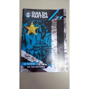 Guia Da Partida 167 - Grêmio X América-mg - 2016