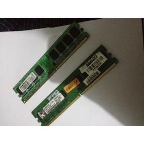 Memoria Ram Ddr2 2gb 2x 1gb