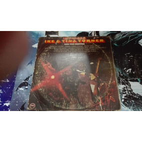 Lp Ike And Tina Turner In Person Formato Acetato,long Play