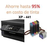 Impresora Epson Wifi Pantalla Con Sistema Tinta Continua