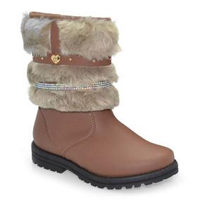 Bota Infantil Menina Kidy Fashion - 08400346397