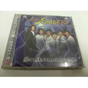 Grupo Sombras. Cd Edicion Limitada. Daniel Agostini. Rareza!
