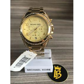 1dcd4e4d5cf61 Relogio Michael Kors Mk 5166 - Relógios no Mercado Livre Brasil