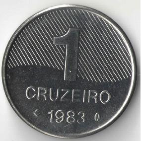 Brasil 1 Cruzeiro 1983 Fao Cana De Açucar Sku 1002