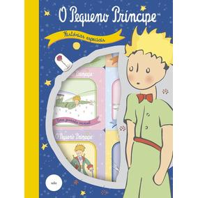 Box Com 6 Livros Pequeno Príncipe - Histórias Especiais