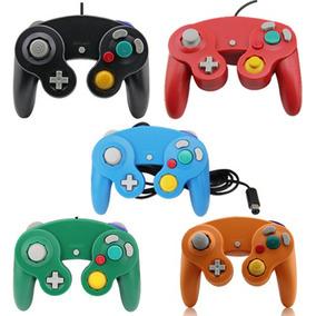 Controle Para Gamecube Compativel Com Wii E Nintendo Wii U