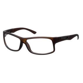 2a9fa30a241da Armação Oculos De Grau Mormaii Vibe 112797154 Marrom