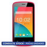 Smartphone Kolke Sm4 Mini 2 Rojo Precio C/ Visa - Districomp
