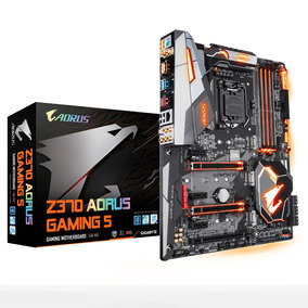 Motherboard Gigabyte Ga-z370 Aorus Gaming 5 Intel Mexx 3