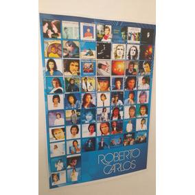 Poster Especial Roberto Carlos Louco Por Você Jovem Guarda