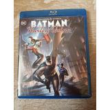 Batman Y Harley Quinn - Liga De La Justicia Oscura Blu-ray