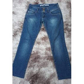a350f16ca Calça M.officer 42 - Calças Jeans Azul no Mercado Livre Brasil