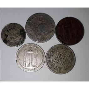 100 Réis De 1919 À 1940 + Mcmi