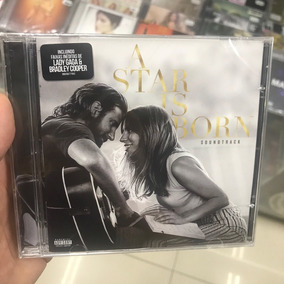 Cd Lady Gaga E Bradley Cooper A Star Is Born - Soundtrack