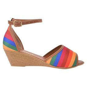 30eebf350 Roupas Femininas - Sapatos para Feminino Azul violeta no Mercado ...