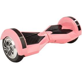 Patineta Electrica Hoverboard Bluetooth Smart 8 Rosado