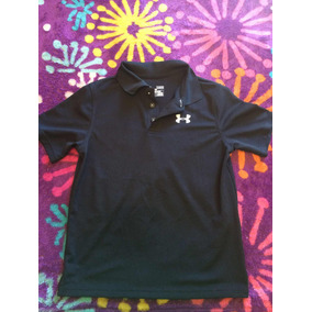 Playera Under Armour Talla 10-12 Años De Niño