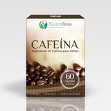 Cafeína - 420 Mg - 60 Cápsulas - Nutreflora