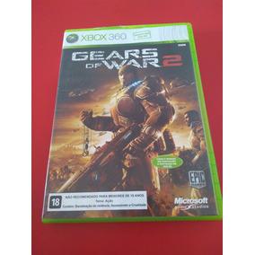 Consigo Frete Gratis Gears Of War 2 Midia Fisica Xbox 360